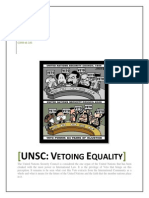 UNSC - Vetoing Equality
