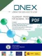 Conex-guide for Applicants