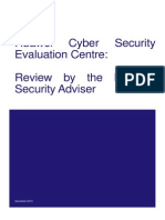 HCSEC Review Executive Summary FINAL