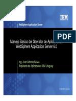 Manejo Basico Del Servidor de Aplicaciones WebSphere Application Server 6.0
