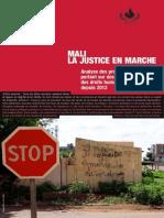Rapport Mali 2014