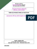 TEMA EXAMEN 02-Tema-Proiectare-Functiuni in Spatiu Istoric Construit
