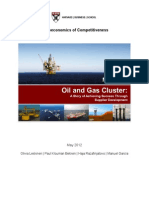 120503 MOC Norway_Oil and Gas Cluster-Achieving Success Through Supplier Development
