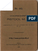 Dutch Pistol m25 Manual
