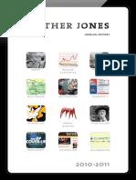 MOTHER JONES ANNUAL REPORT 2011