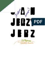 Jerz, Jan Jerzy - Historia krzepi – 1980 (zorg)