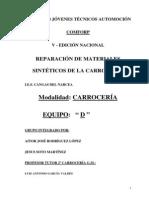 Reparación materiales sintéticos-ALUMNOS