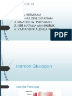 hormon glukagon