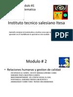 Instituto Tecnico Salesiano Itesa