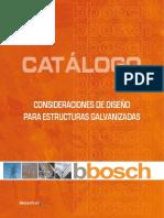 BBOSCH Catalogo Galvanizado.