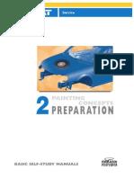 2 Conceptos de Pintura - La Preparacion