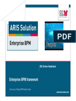 Aris-Enterprise BPM Framework