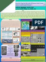 Goa Poster on Rainwater Analysis_kamat Et Al-2014