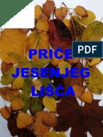 Price jesenjeg lisca - Emir Nisic