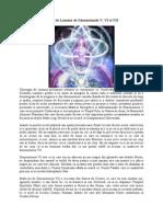Meditatie Si Chirurgie de Lumina de Dimensiunile V