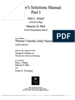 Thomas Calculus 9th Edition Pdf