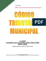 Código Tributário Candeias
