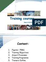 Training Course Tbv ECAC 12.03.09 Opmaak JAA