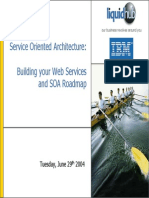 Liquidhub Ibm Service Oriented Architecture Presentation 064234 (1)