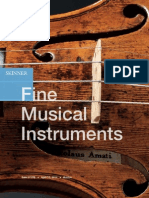 Fine Musical Instruments | Skinner Auction 2717B