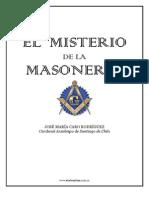 El misterio de la masonería (Card. José Mª Caro Rodríguez)