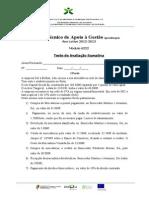Teste Contabilidade 6214 03-06-2013
