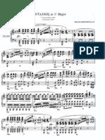 Schubert - Fantasia in Do Maggiore Wanderer D 760 Op. 15
