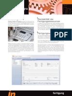 Lantek Integra Manufacturing 1p (DE)