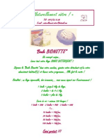 Boule de Lavage Bionette
