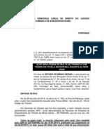 AÇÃO DECLARATÓRIA DE NULIDADE DE AUTO DE INFRAÇÃO DE TRÂNSITO