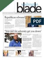 Washingtonblade.com, Volume 45, Issue 12, March 21, 2014