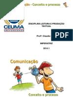 SLIDE DE AULA-COMUNICAÇÃO-CEUMA-2013.1.ppt