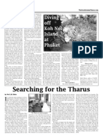 Diving South Asian Times