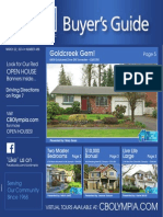 Coldwell Banker Olympia Real Estate Buyers Guide March 22nd 2014