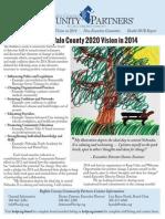 Community Partners Jan-Feb 2014 Newsletter