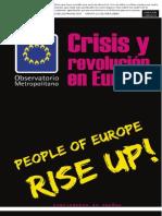 Crisis y revolucion en Europa-Traficantes de Sueños