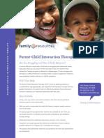 PCIT Brochure