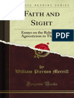 Faith and Sight - William Pierson Merrill