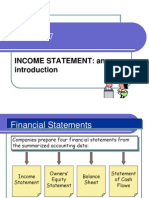 20140217170246Chapter 7- InCOME STATEMENT-An Introduction