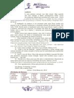 Carta Pastoral 12.03.2