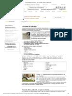 Fiche pratique et bricolage _ réalisation_chape-5cm