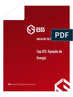 7-Equacao Da Energia CapVII