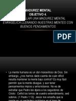 Madurez Mental