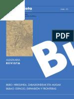 La regresión espacial del espectáculo cinematográfico en Bilbao (1989-2009)