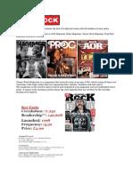 Magazine Companies