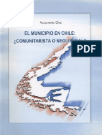 El Municipio en Chile Comunitarista o Neoliberal