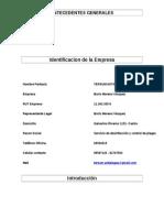 Informe de Desinfeccion Centro Calbuco I y II Salmones Aysen Octubre 2012