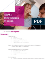 HSPA Optimization Process With Nokia Final