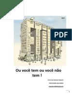 Etica dos Servidores ´publicos