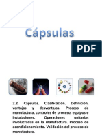Tecnologia capsulas